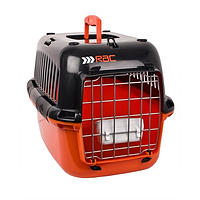 plastic pet carriet large