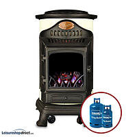 Provence Gas Heater Cream