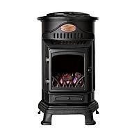 Provence Gas Heater - Matt black