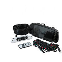 "Ranger 420 - 7"" Clip-over Mirror Monitor / Slim-line Camera System"