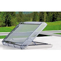 Remis Vario 2 (400 x 400) rooflight with internal lighting