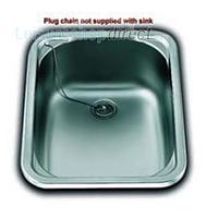 Smev Rectangular Caravan Sink