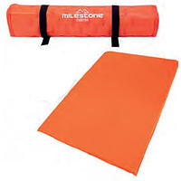 Milestone Self Inflating Camping Bed