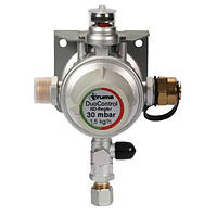 Truma duo control gas regulator