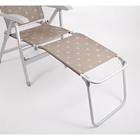 Via Mondo Footrest for Flex Chair Brown
