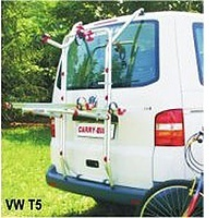 Fiamma Carry-Bike VW T5 , Fiamma bike racks, accessories, external fittings.