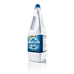 Theford Aquakem blue Toilet Chemical Fluid 1 litre non dosage
