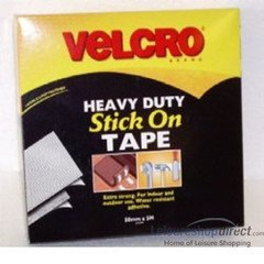 Velcro Heavy Duty Tape 50mm x 5m