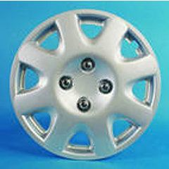 14in Silver wheel trim Motorhome