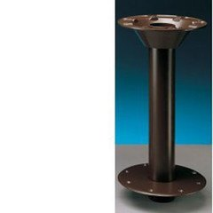Island Table Leg System - Brown