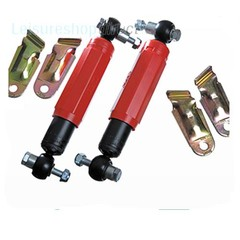 Alko Euro Damper Kit Red