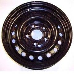 Wheel rim 5.5J x 14in 5 Stud - black