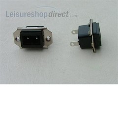 12 volt inlet connection for Dometic TC35