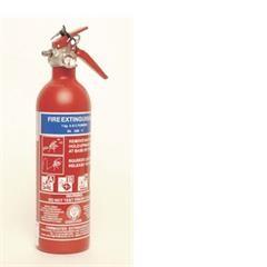 ABC Dry Powder Fire Extinguisher - 1kg