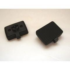 Mirror Pads for screw clamps for Grand ~~~ Aero Milenco mirrors