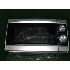 Microwave Oven - 700W - Silver