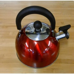 Royal High Gloss Kettle - red