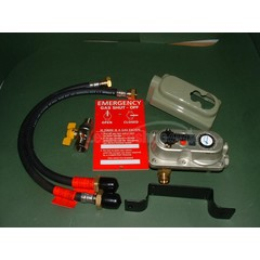 Changeover  LPG regulator