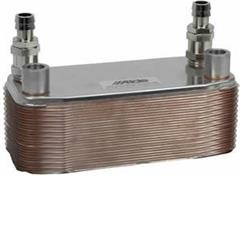 Alde Engine Heat Exchanger
