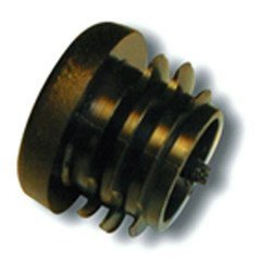 Isabella Black end plug, 26 mm