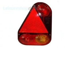 Rear LH 5 Function Trailer Light