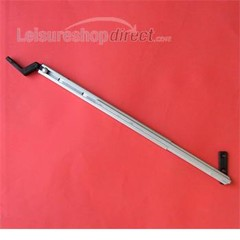 Polyplastic Auto Window Stay with Perma-Fix End 200mm L/H