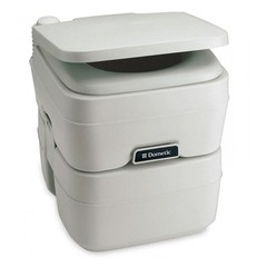 Dometic 966 Portable Toilet + Spare Parts
