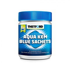 Thetford Aquakem Blue Sachets (Can of 15)