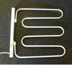 Towel rail - low wattage
