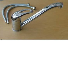 Mixer tap chrome - kitchen