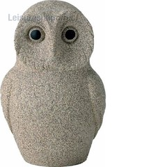 Small Owl - Stone Effect