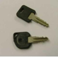 WD Caravan Keys