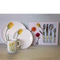 Tulip Flamefield Tableware