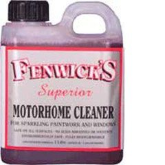 Fenwicks Exterior Cleaning Products