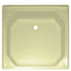 "Shower Tray 27"" x 27"" 682mm x 682mm"