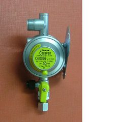 Bulkhead Mounted Gas Regulators 30 mbar