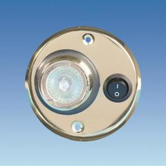 Switched Halogen Reflector Circle