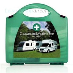 Caravan and Motorhome First Aid Box