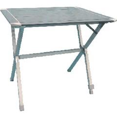 VIA MONDO SLATTED TABLE SMALL 80X61X70