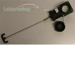3$$$ Slide Valve and Cap with long handle