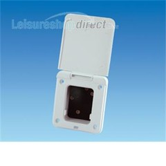 White Aquasmart Socket