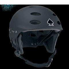 Protec Wake Helmet Small (Matt Black)