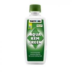 Thetford Aquakem Green Toilet Chemical Fluid 375ml