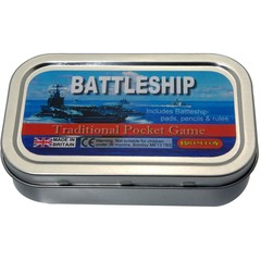Caravan Pocket / Travel Battleship game