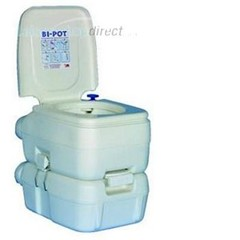 Fiamma Bi-Pot 39 Portable Toilet + Spare Parts