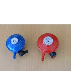Clip-on Gas regulators and Adaptors