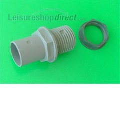 Tank connector for 28mm pipe