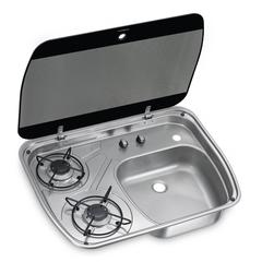 Dometic HSG2445 Hob ~~~ Sink