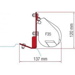 Fiamma F35 Pro Awning Mounting Brackets