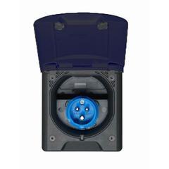 Fawo Flush Mains Inlet with Magnetic Locking